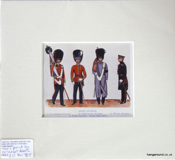 The Foot Guards